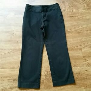 Banana Republic Martin Cropped Trousers